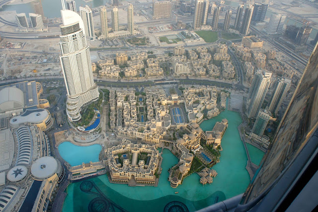 Burj Khalifa Dubai Tower At The Top UAE