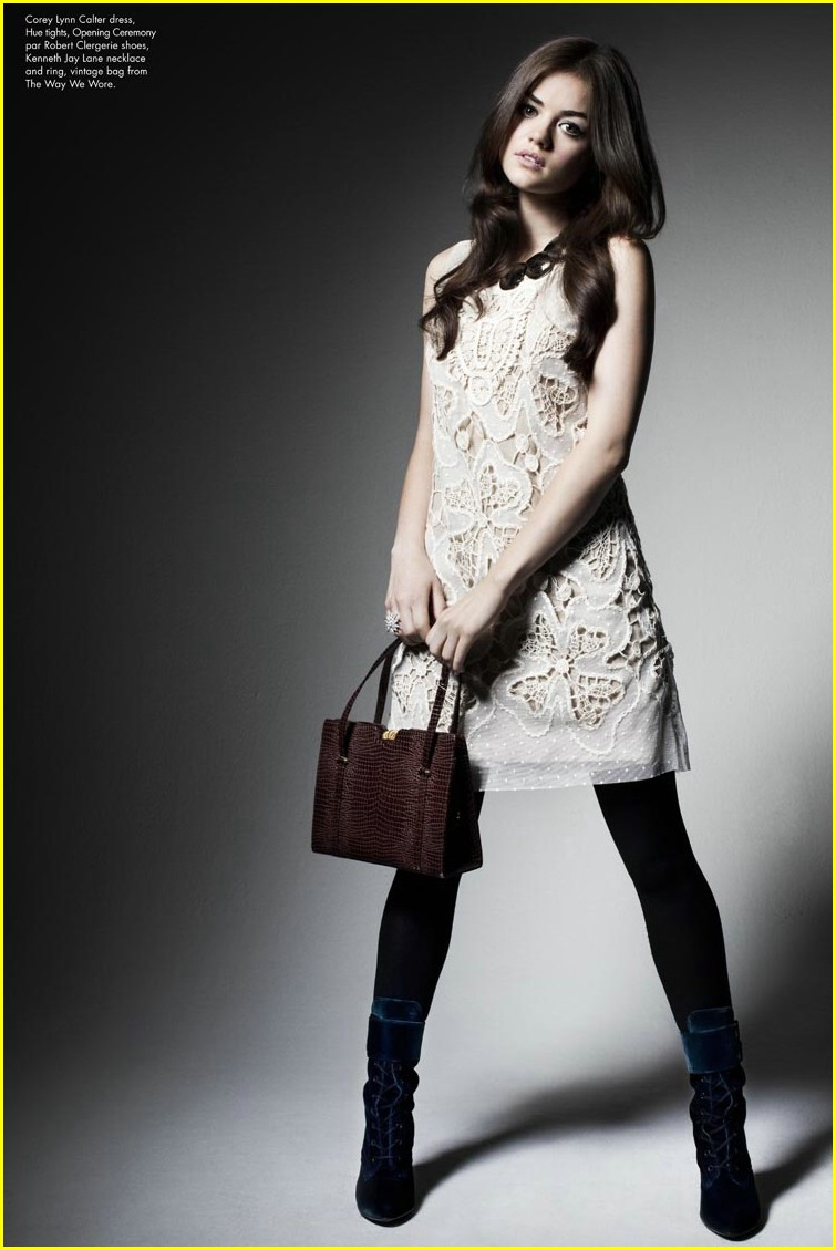 Lucy Hale Outfit Love Her Too Hot Girls Wallpaper