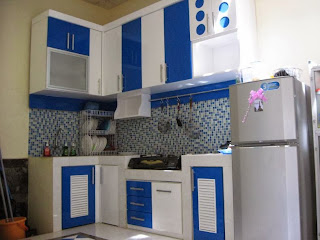 desain dapur minimalis simple