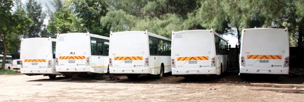 Moçambique: 8 Meses e muitos milhões depois, dezenas destes autocarros já não andam