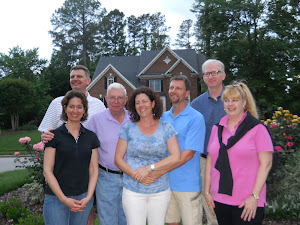 Uncle Ted, Dan & Heidi, Dave &  Kathy, Anne-Marie & Phil, Cary, SC