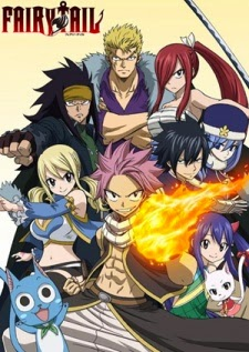 Fairy Tail Segunda Temporada