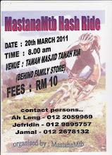 MastanaMtb Hash Ride
