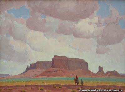 Mark Sublette Medicine Man Gallery Tucson Arizona Santa Fe