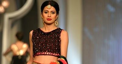 Fashions in Trend: Saim Ali Collection at Pantene Bridal ...