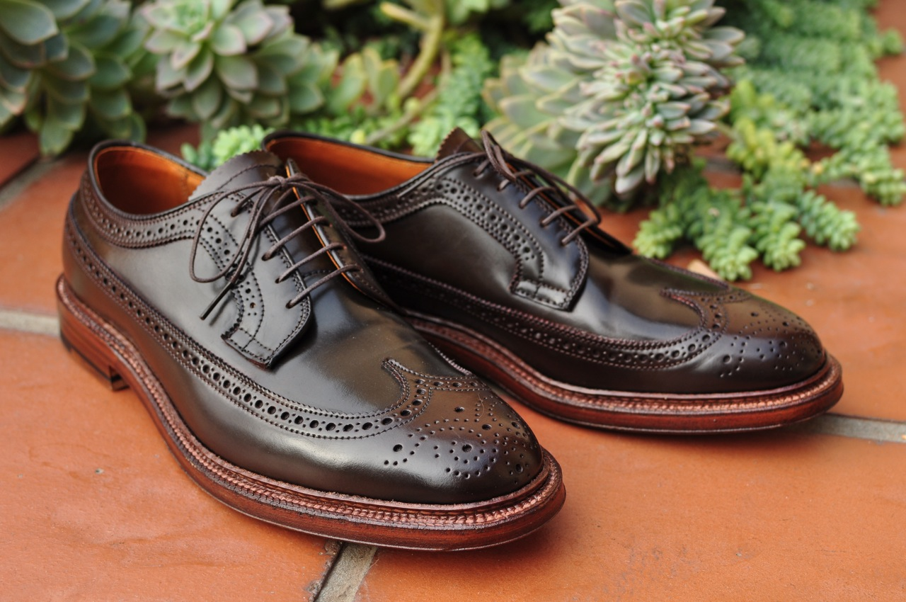 Love hate 6 8 2014 alden shoe company goodyearwelt for The alden