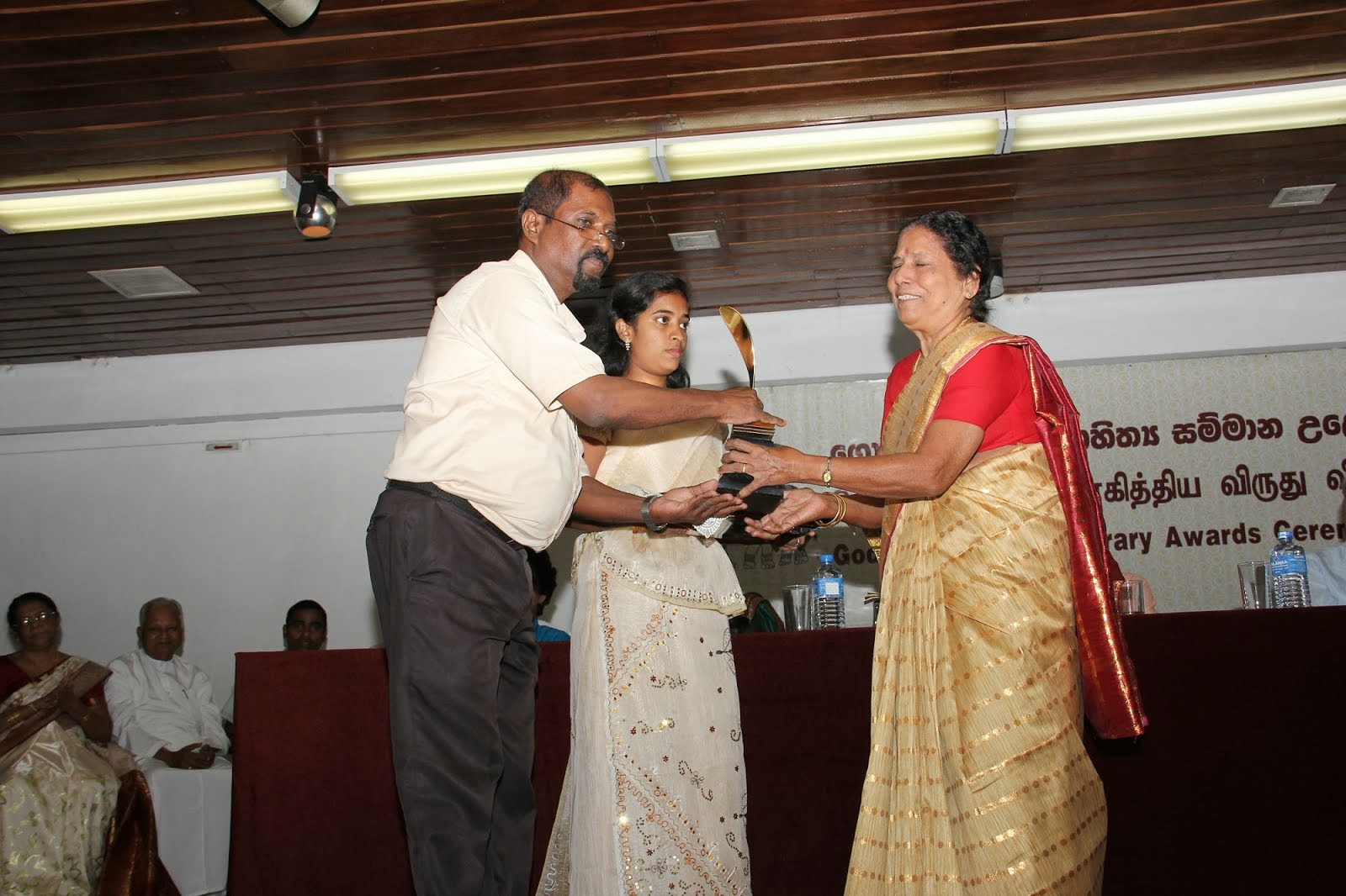godage national sahithiya award