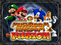 game Super Mario Fusion: Mushroom Kingdom Hearts