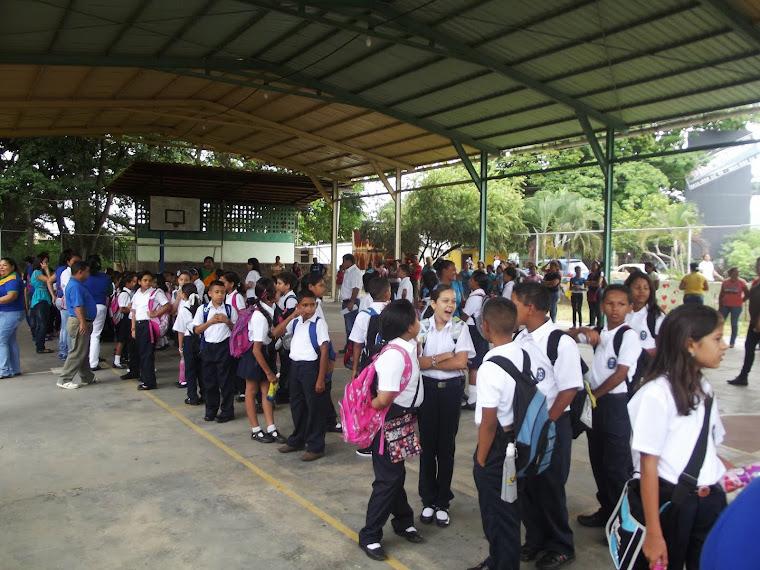 REGRESO A CLASES 16 DE SEPTIEMBRE DE 2013