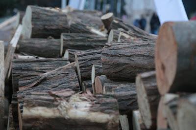Hello Wood karácsonyfa. Forrás: Facebook/Design Terminál
