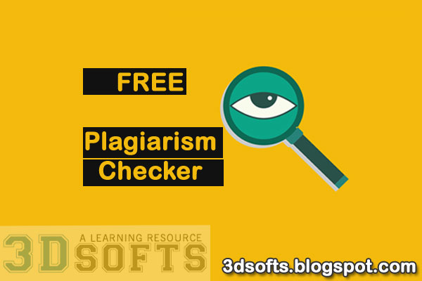 Check Plagiarism For Website