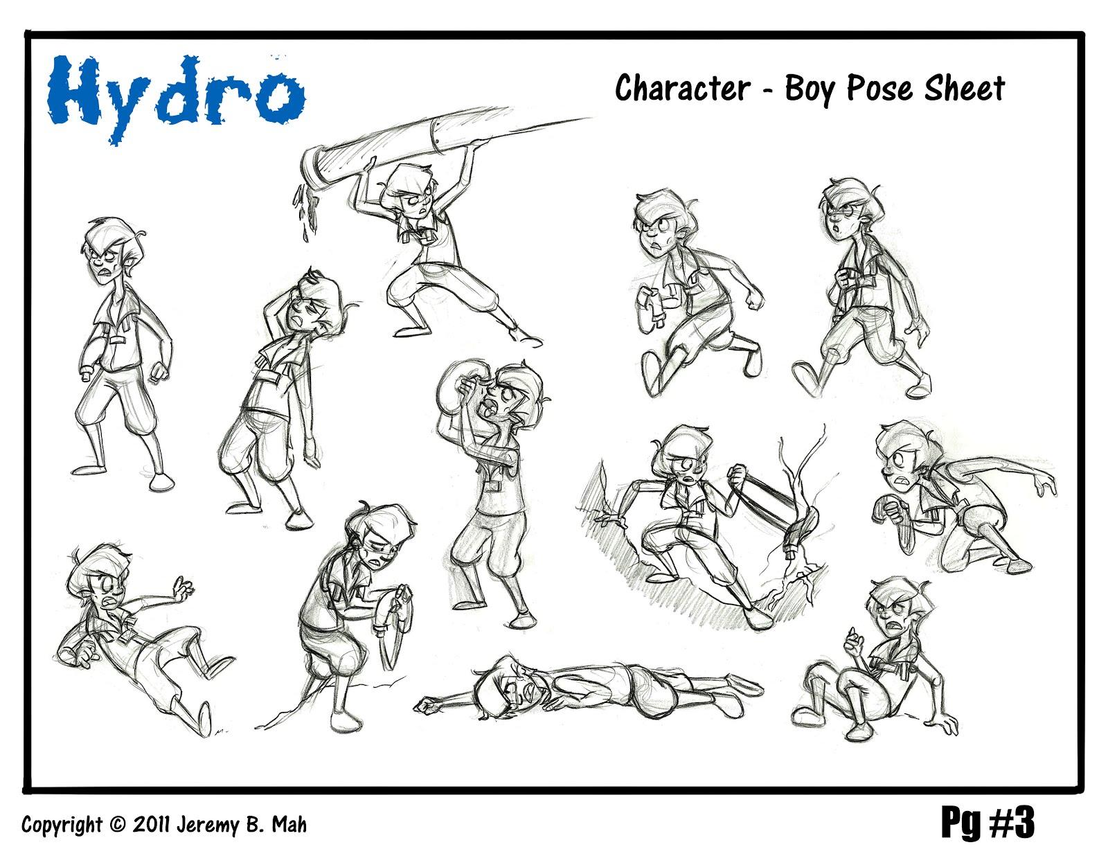 Character Design University Canada : Jeremy mah s portfolio character design
