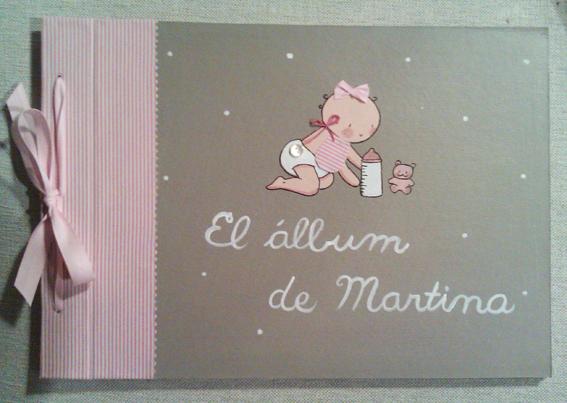 Albums lbum personalizado beb - Album de fotos personalizado ...