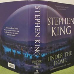 Under the Dome - La Cúpula de Stephen King