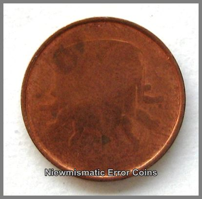 2006 One Cent Coin