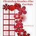 14 Free Red Flowers -Photoshop Brushes Plus Cutouts-
