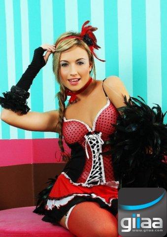 Sara Uribe Finalista de Protagonista de nuestra Tele 2012