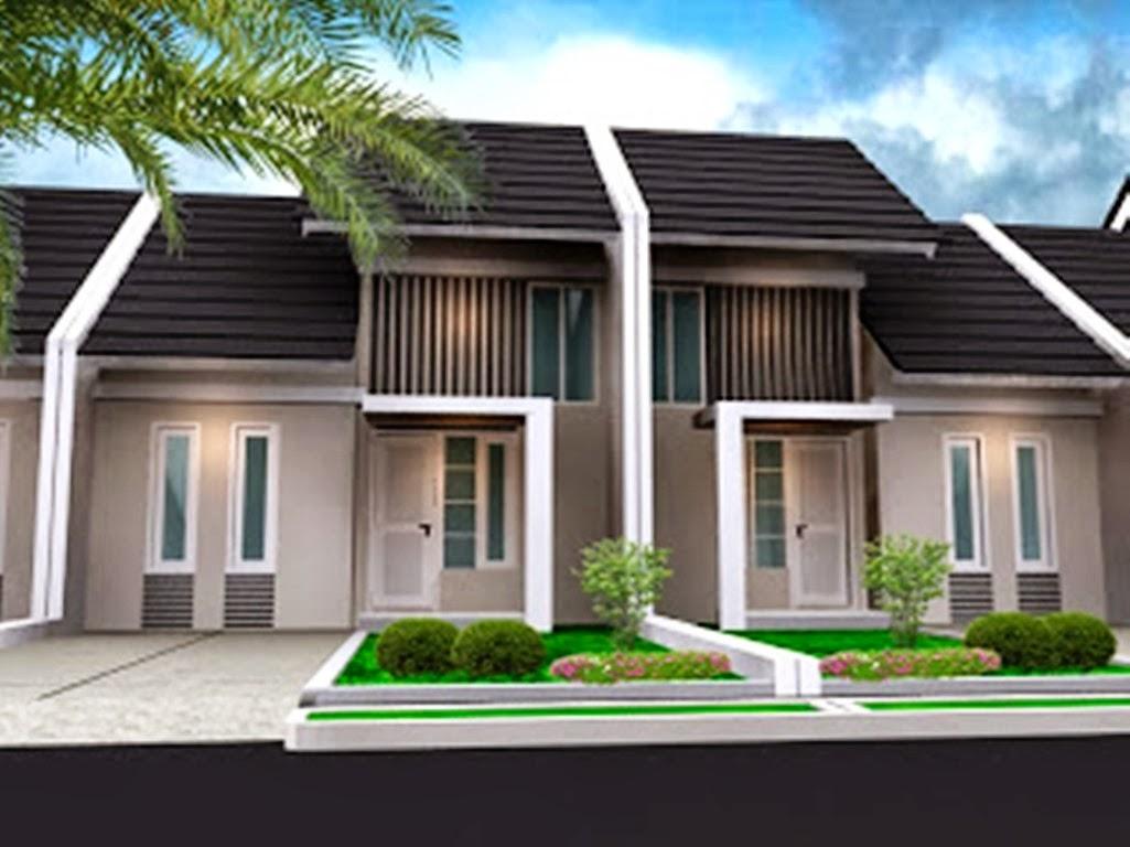 Gambar Rancangan Desain Rumah Tipe 45 Terbaru Dan Lengkap 2015