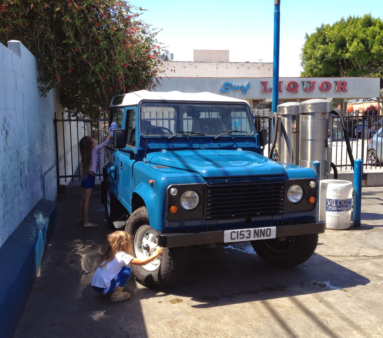 Bonfirebeachkids: FOR SALE: 1986 LAND ROVER D 90 $29K OBO