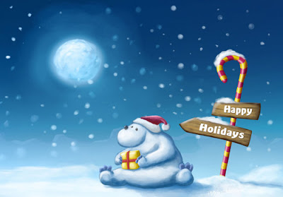 Happy Christmas 2012 wallpapers and cards