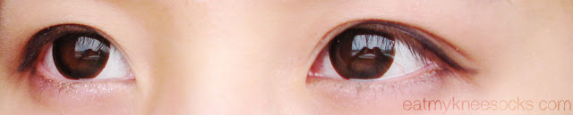 The G&G GBT P7 Choco lenses are perfect for those who want to achieve a cute, dolly ulzzang look.