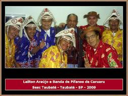 Lailton Araújo e Banda de Pífanos de Caruaru