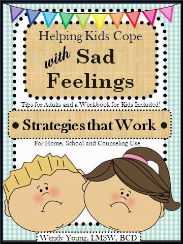 Helping Kids Cope with Sad Feelings: Workbook for Home, School and ...