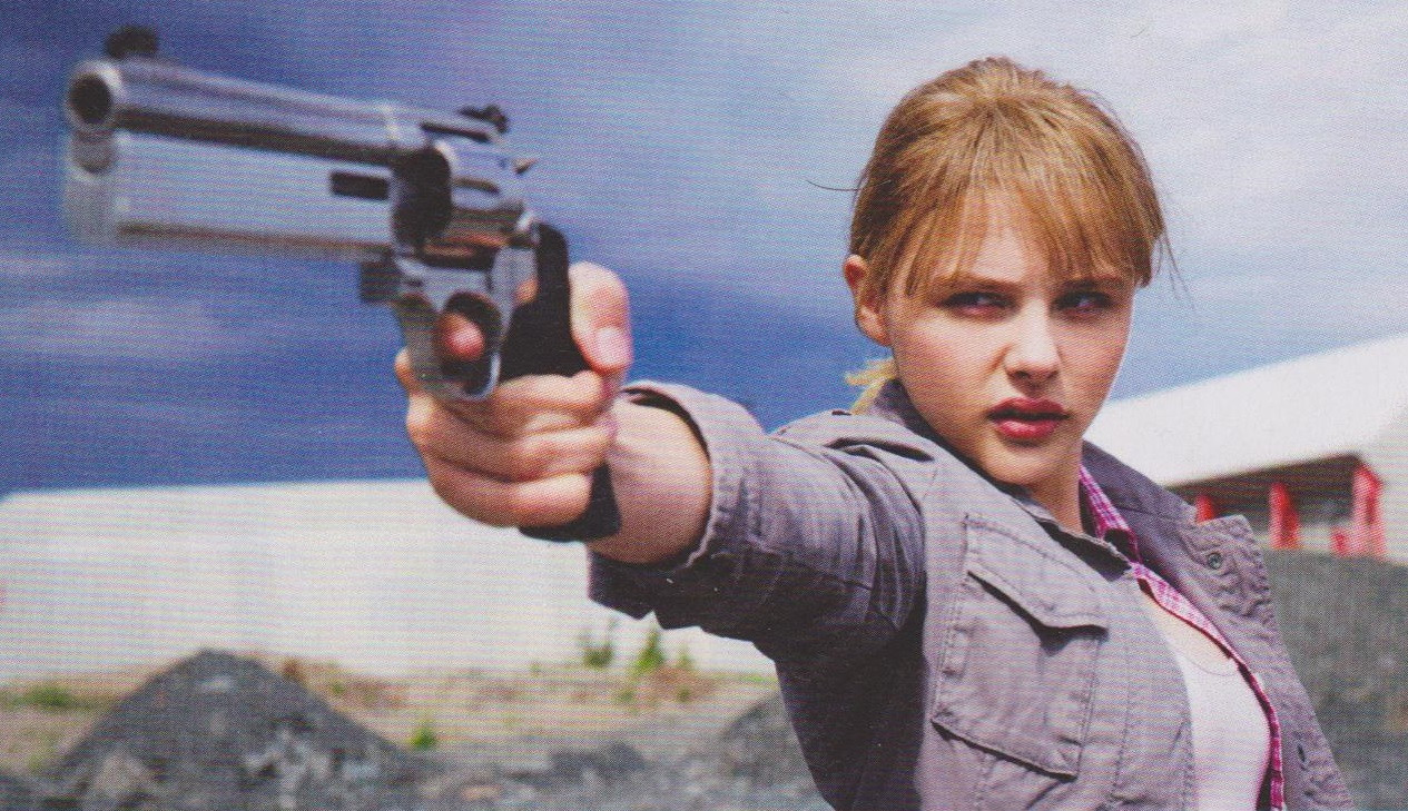 Kick Ass 2 Hit Girl HD desktop wallpaper Widescreen  - hit girl kick ass 2 movie wallpapers
