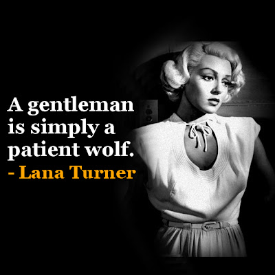 Lana Turner inspirational quotes