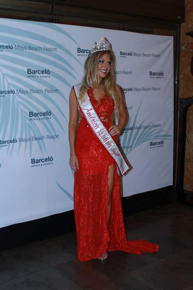 Miss america latina del mundo