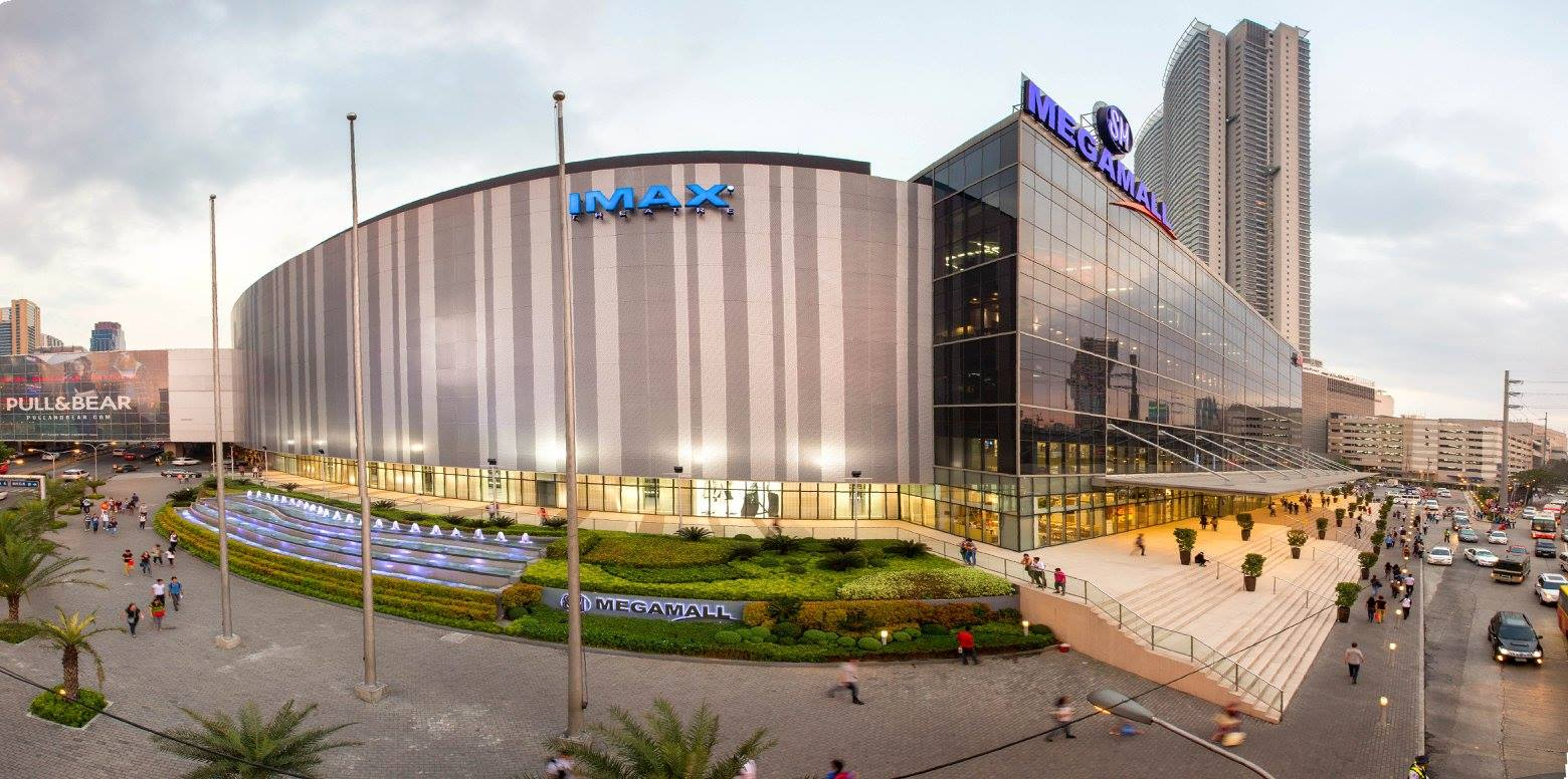 Sm Megamall Bags International Council Of Shopping Centers