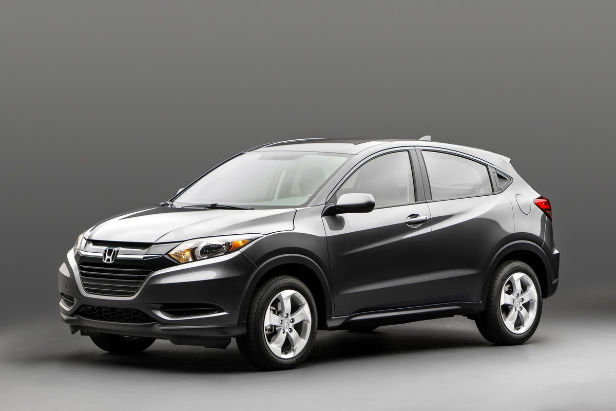 Although the final north american configuration wasn t announced official details to be given later in the year the all new hr v features the jazz fit s