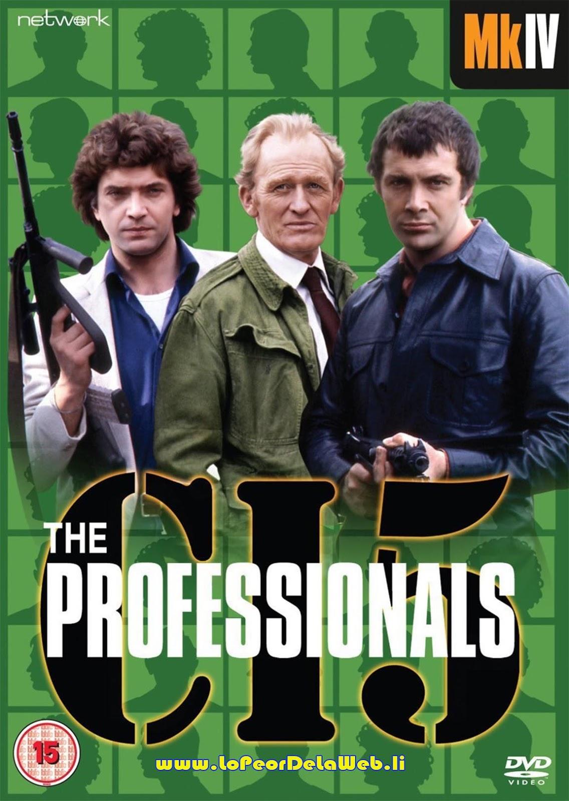 Los Profesionales - Temporada 3 Completa