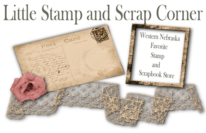 Little Stamp and Scrap Corner