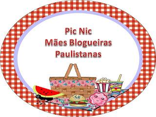 PIC NIC MÃES BLOGUEIRAS PAULISTANAS