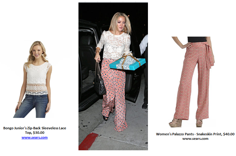 Kate Hudson Fashion Trend