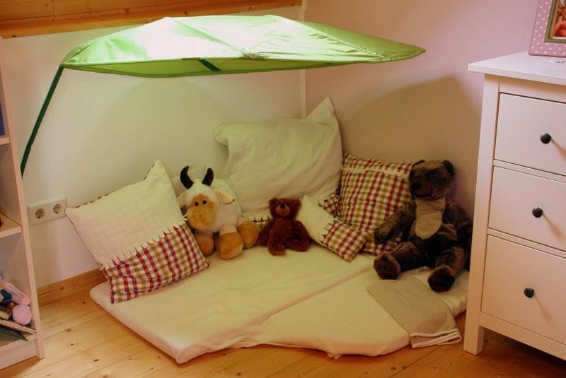 kinderzimmer : kuschelecke kinderzimmer ideen kuschelecke, Schlafzimmer design