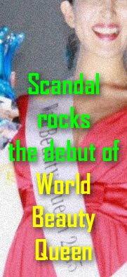 World Beauty Queen Scandal