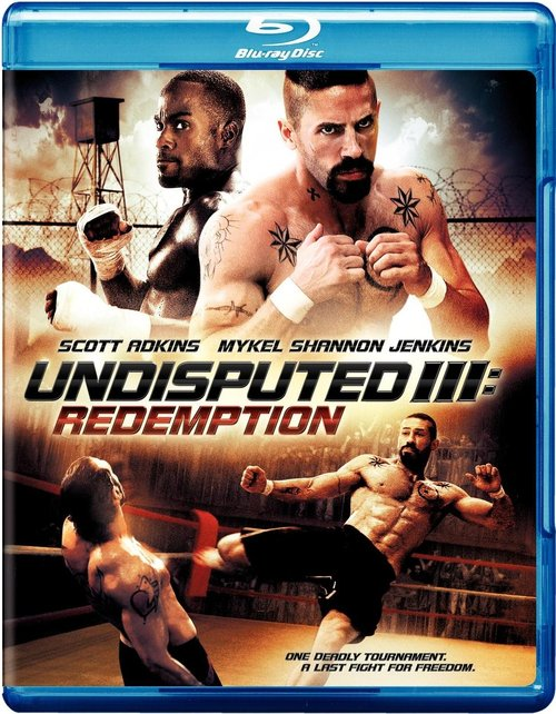 Undisputed 3: Redemtion (2010) BRRip 480p Español Latino