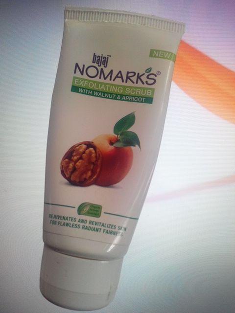 Nomarks Exfoliating Scrub Review