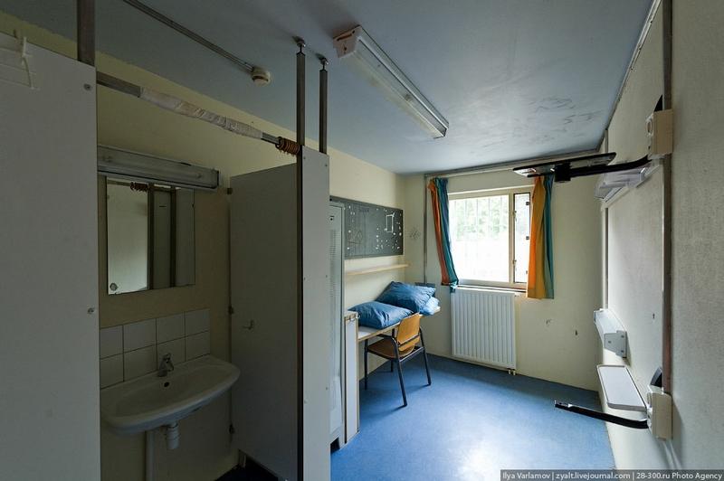 Resort Like Prisons Of Netherlands Damn Cool Pictures