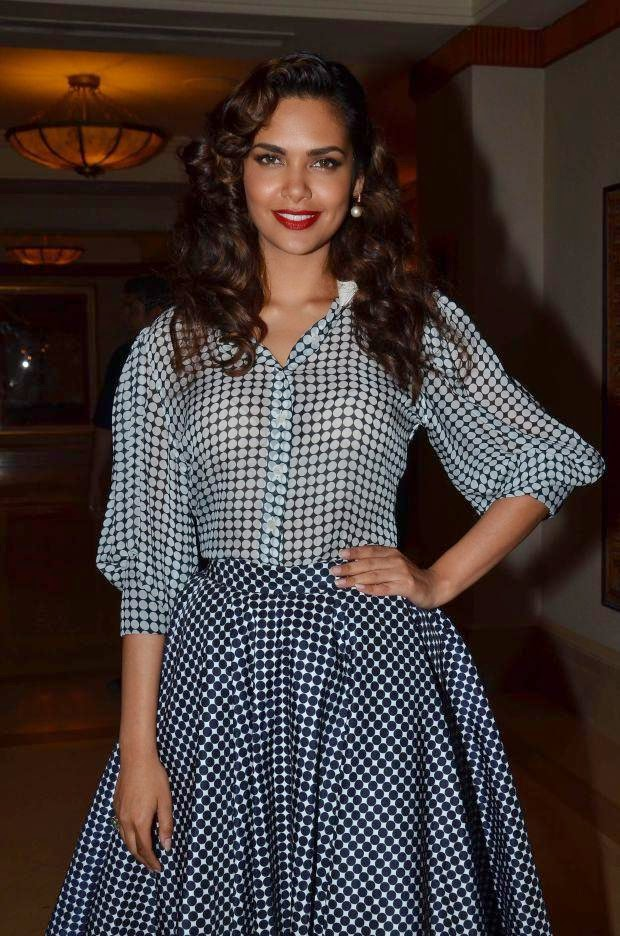 esha-gupta-hot-stills-in-see-through-dress-3