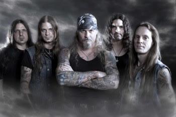 Iced Earth grabará concierto para DVD y CD en vivo