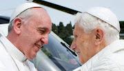 PAPA FRANCISCO SE REÚNE CON BENEDICTO XVI benedicto xvi papa francisco