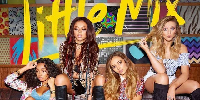 "Escucha ""Grown"", nueva canción del próximo álbum de Little Mix."