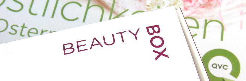 Unboxing • Die QVC Beauty Box April 2014
