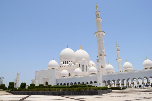 Fashion Blog Modesty Abu Dhabi Travel