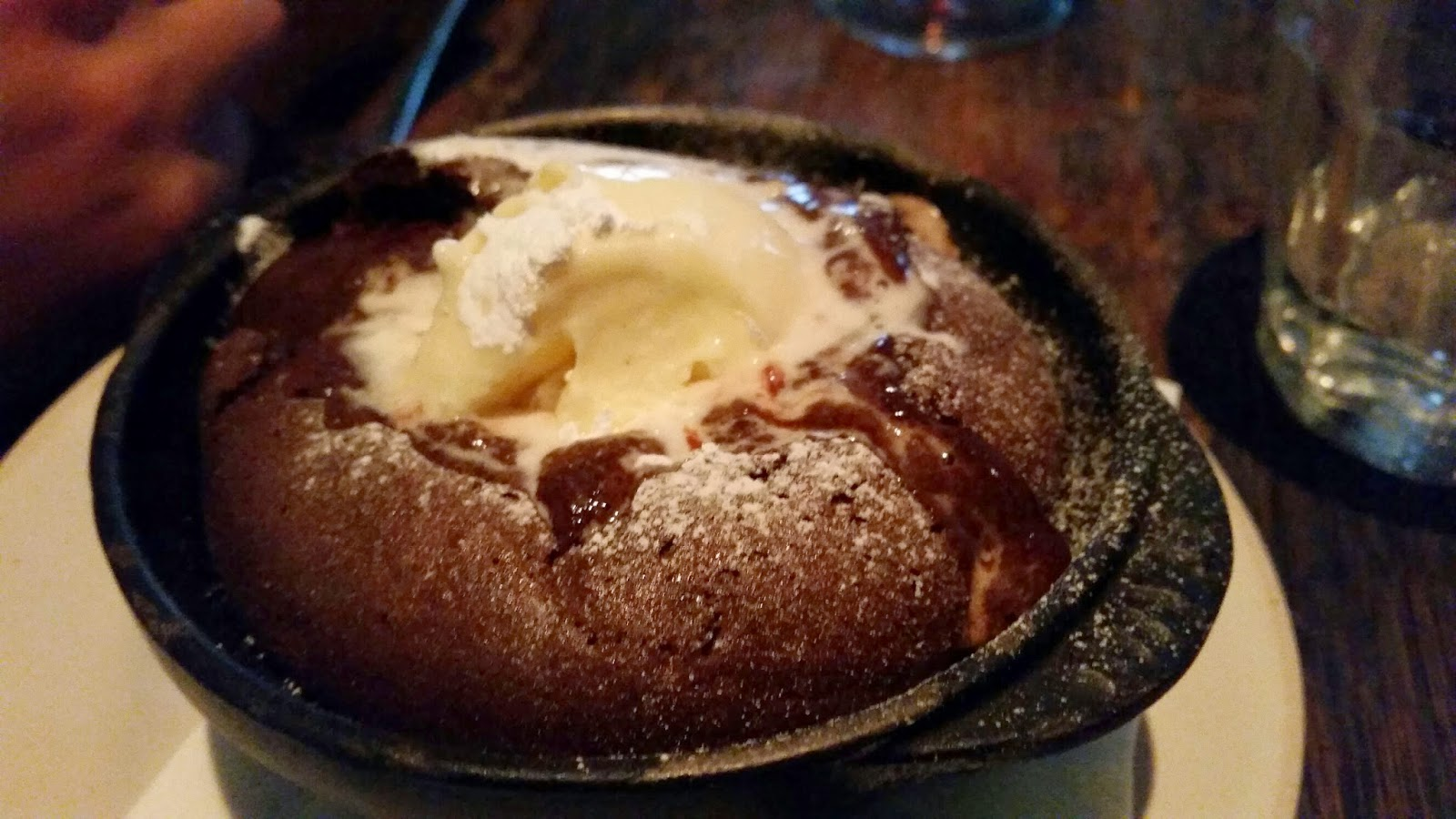 Wheatsheaf marathon pudding