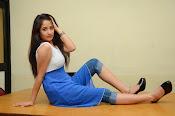 Santhoshi Sharma sizzling photos-thumbnail-8