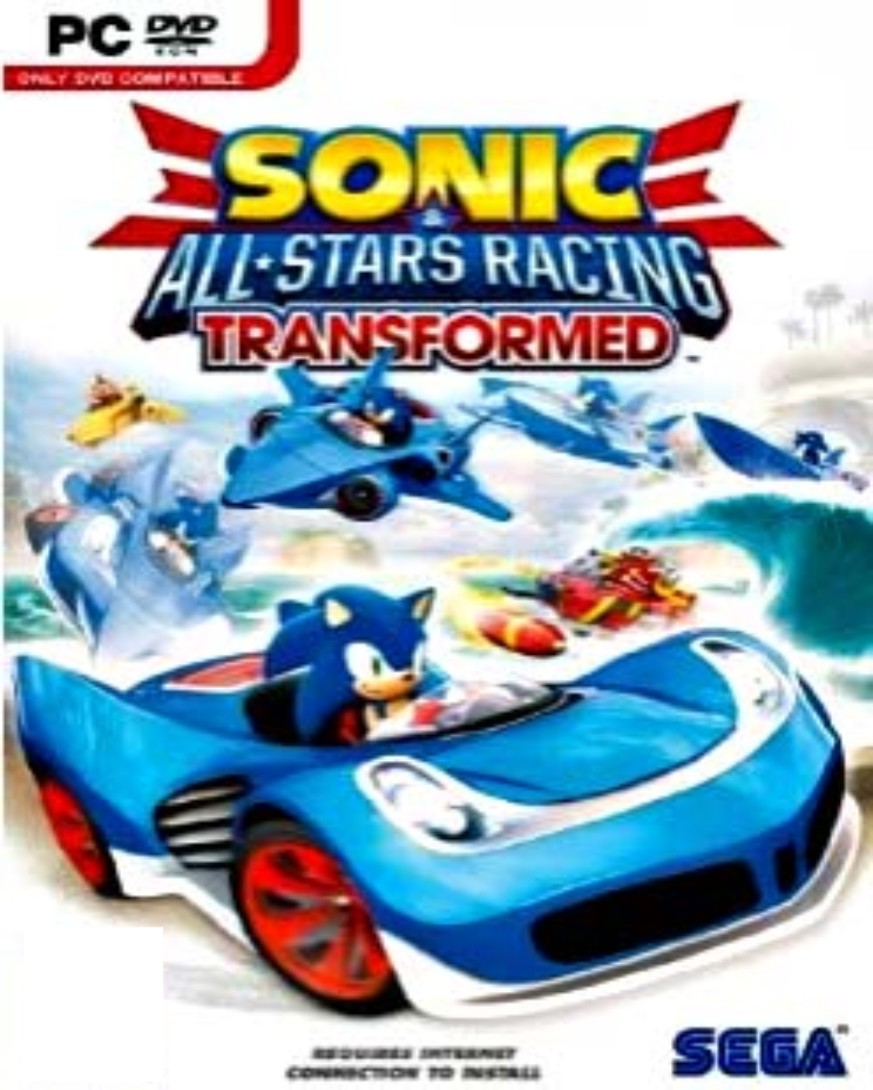Sonic and All Stars Racing Transformed for pc